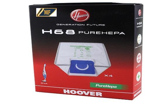 sacchetti H68 hoover